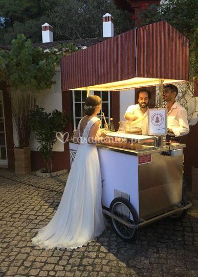 Casamento - Poncha da Madeira
