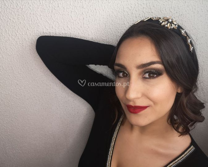 Liliana Barbosa Makeup