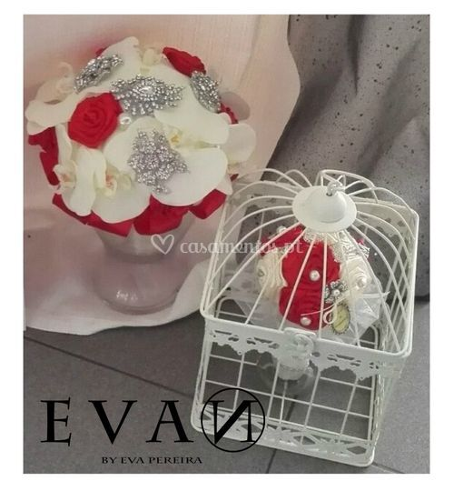 Bouquet de noiva e solteira