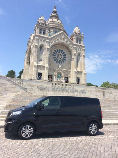 Veículo da Best Tours Portugal