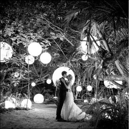 Luas - casamento