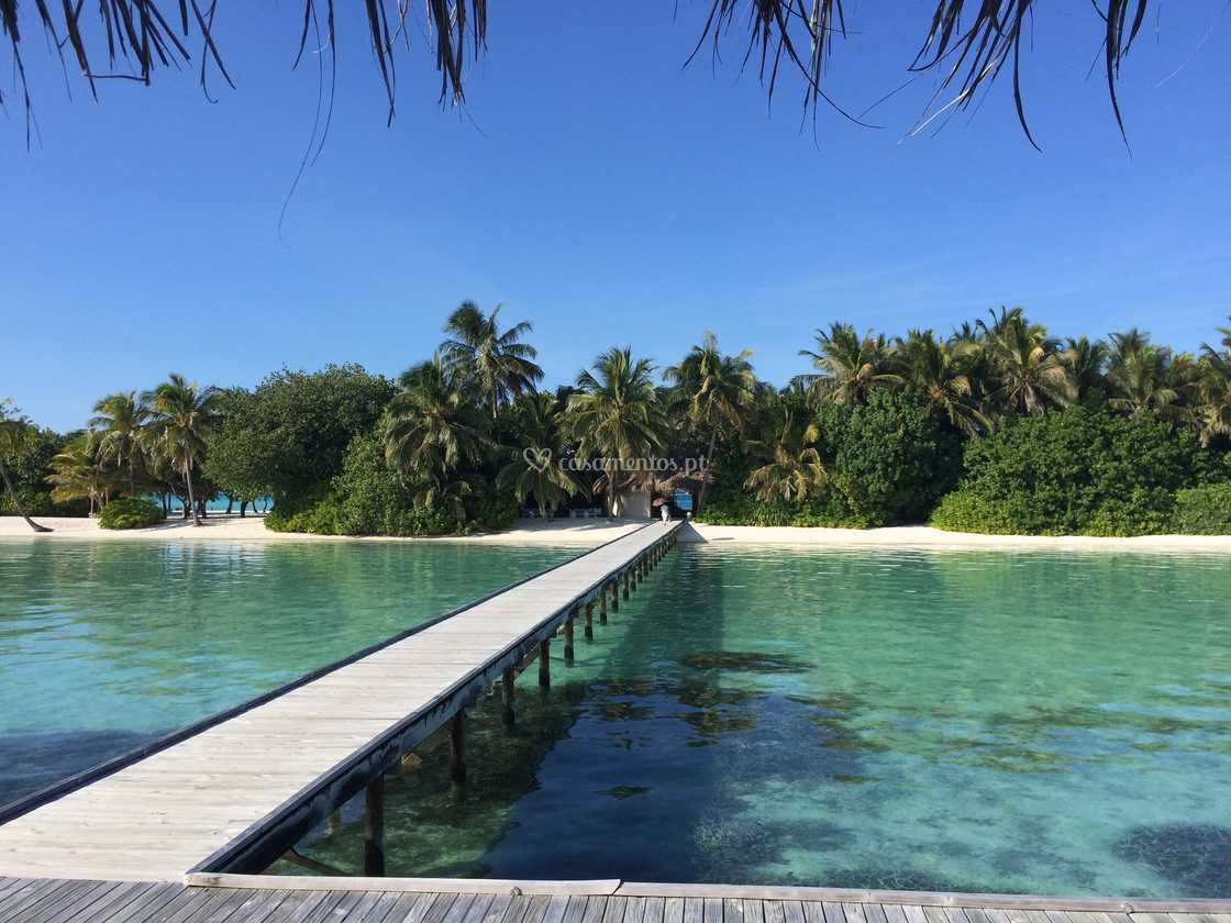 Conrad Resort Maldivas