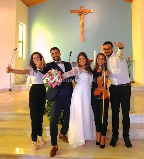 Perfect Wedding - Trio