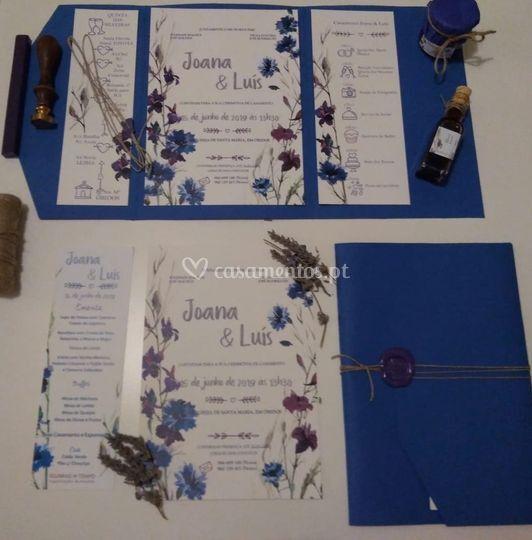 Convites - Design - Elementos