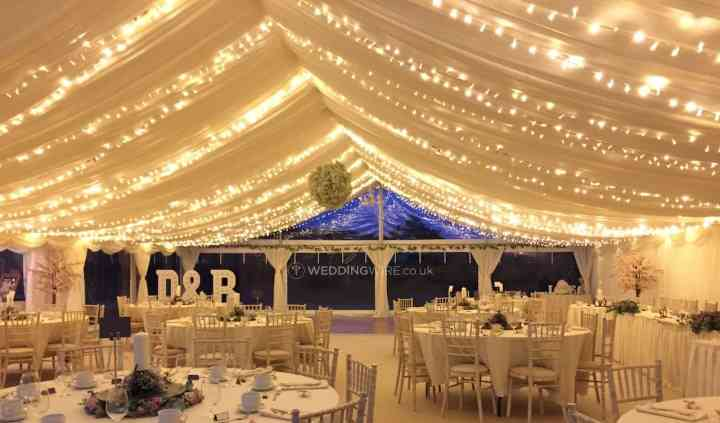 Aluguer tenda e fairy lights