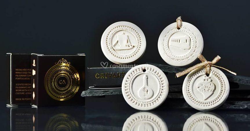 Medalhões Aromáticos
