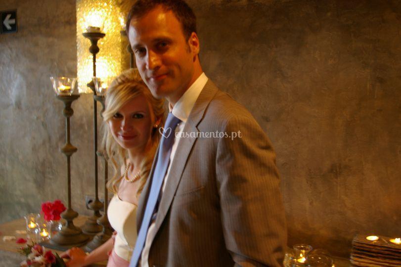 Casamento Yulia & George