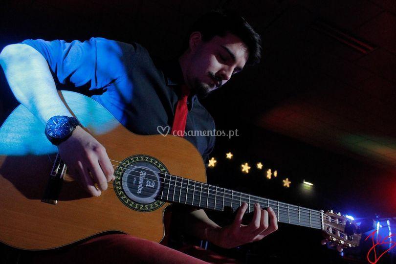 João Hilário - Guitarra solo