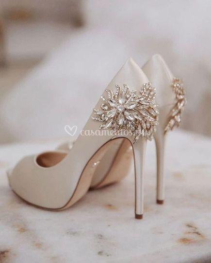 Sapatos exclusivos