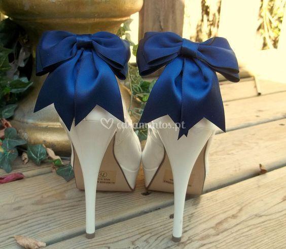 Sapatos desenvolvidos para si