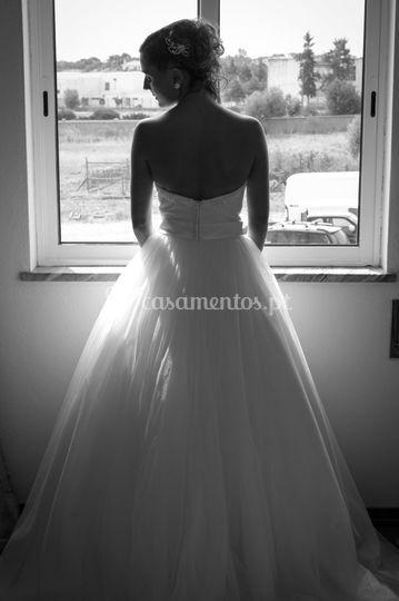 Fotografia casamento noiva