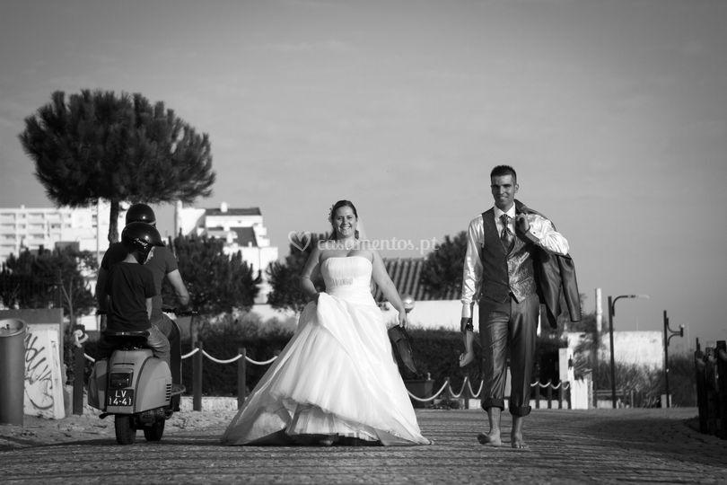 Fotografia casamento algarve