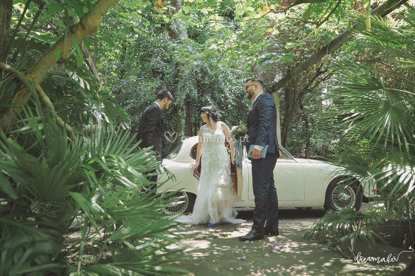 Casamento L&V - Maio 2018