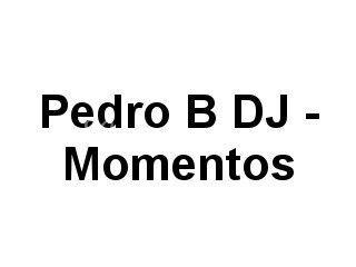 Pedro b dj logo