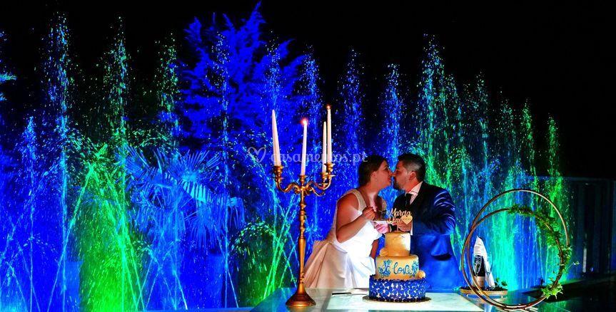 Marriage Márcia et Dino