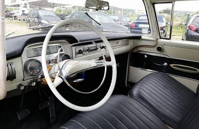 Opel Kapitan 1960