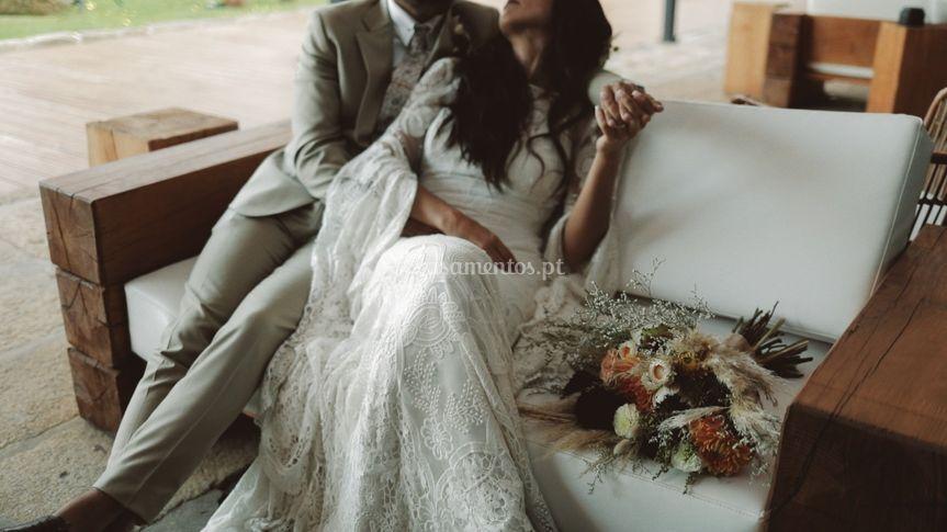 24 Films - boho wedding