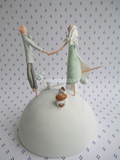 Em ti topo de bolo