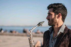 Sócrates Bôrras - Saxofonista e DJ