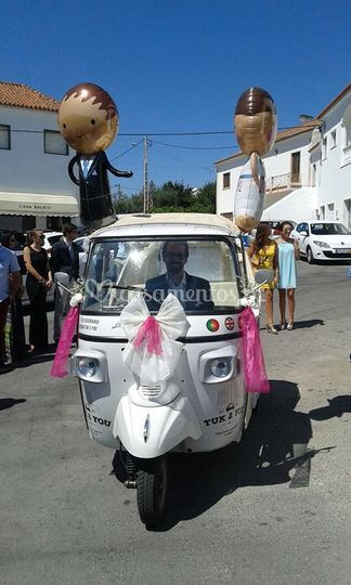 Tuk2You Wedding