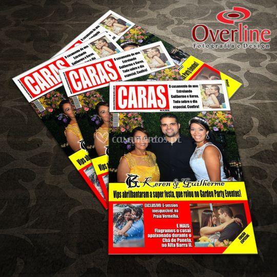 Foto Paparazzo Capa de Revista