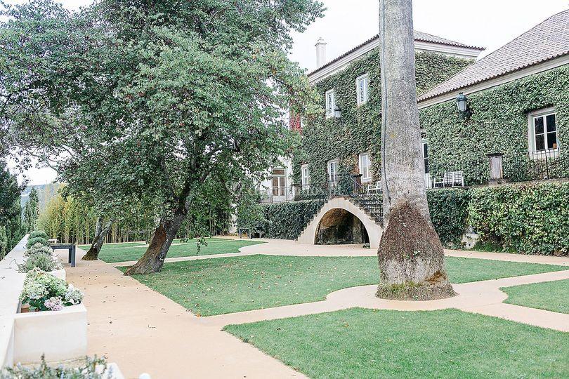 Jardim das Palmeiras