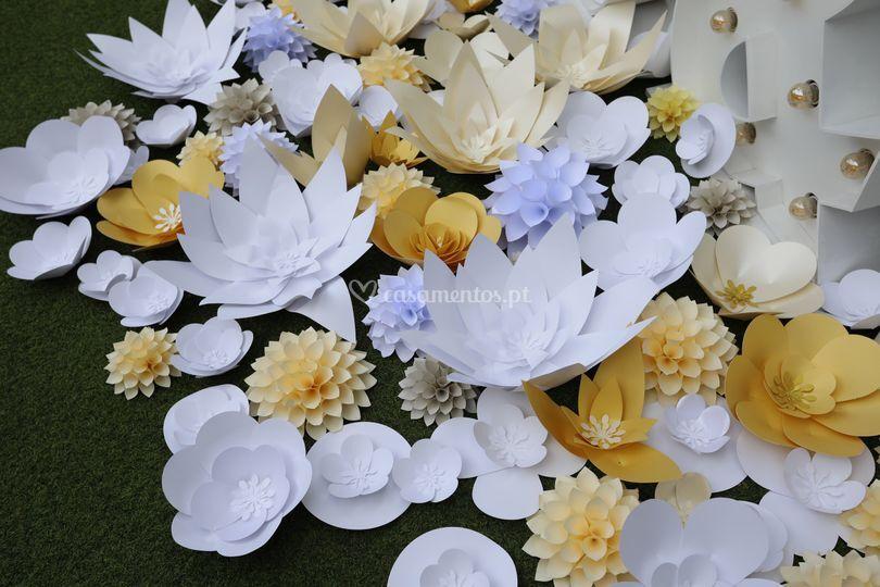 Tapete de flores