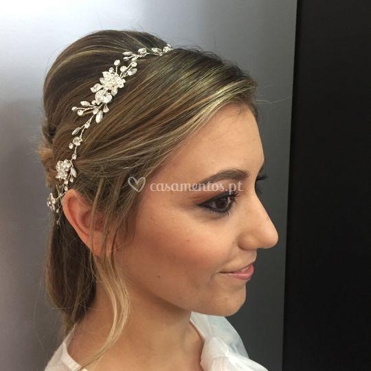 Noiva Cátia