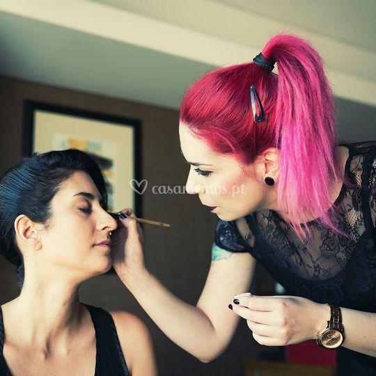 A Su da Maquilhagem
