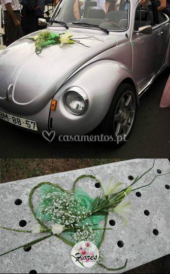 Decoração do Carro