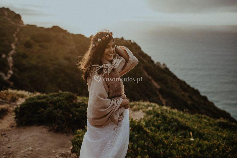 Isabel + nuno elopement