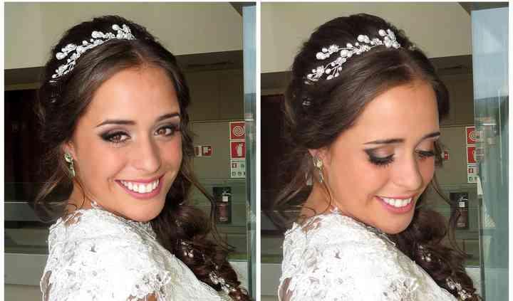 Maquilhagem + Penteado Noiva
