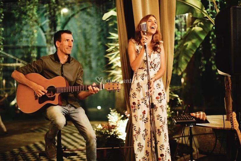 Duo Guitarra e voz