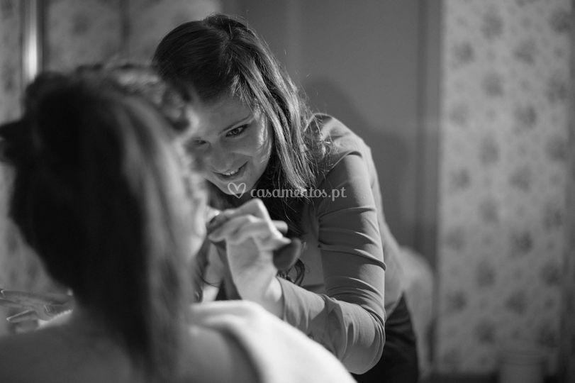Vanessa Altieri Make-up Artist
