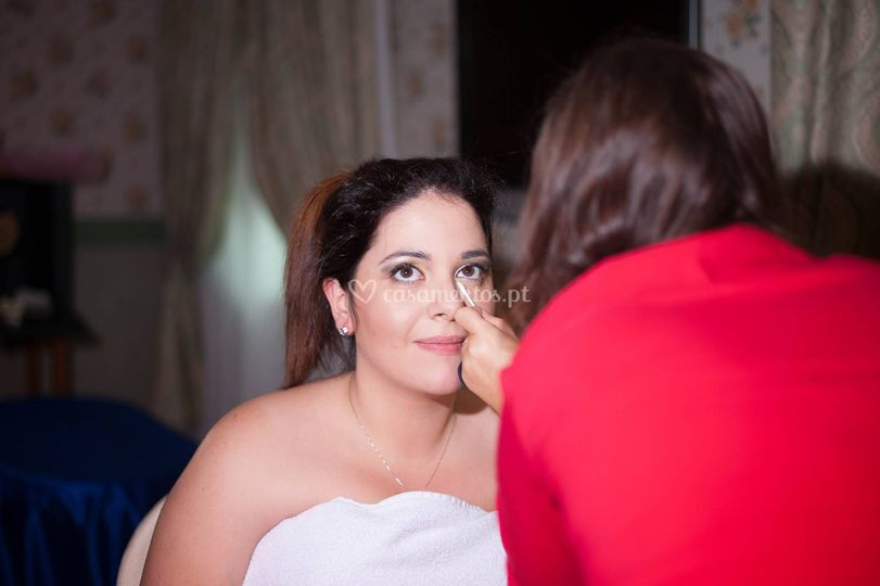 Vanessa Altieri Make-up