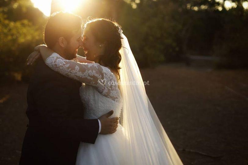 Casamento Mariline e António
