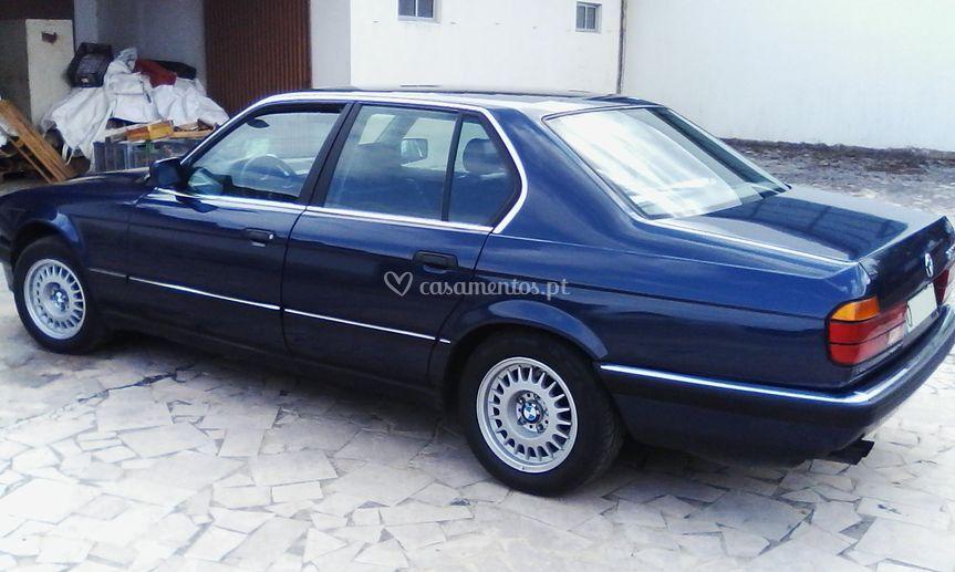 BMW série 7 de 1988