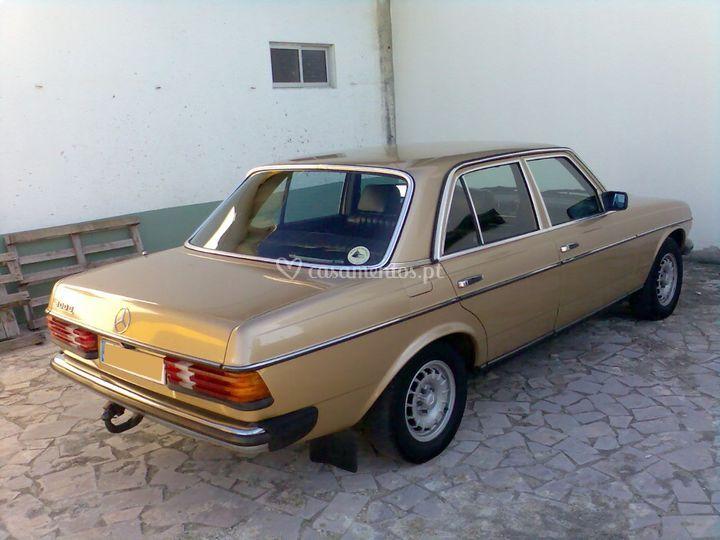 Mercedes 300D de 1980