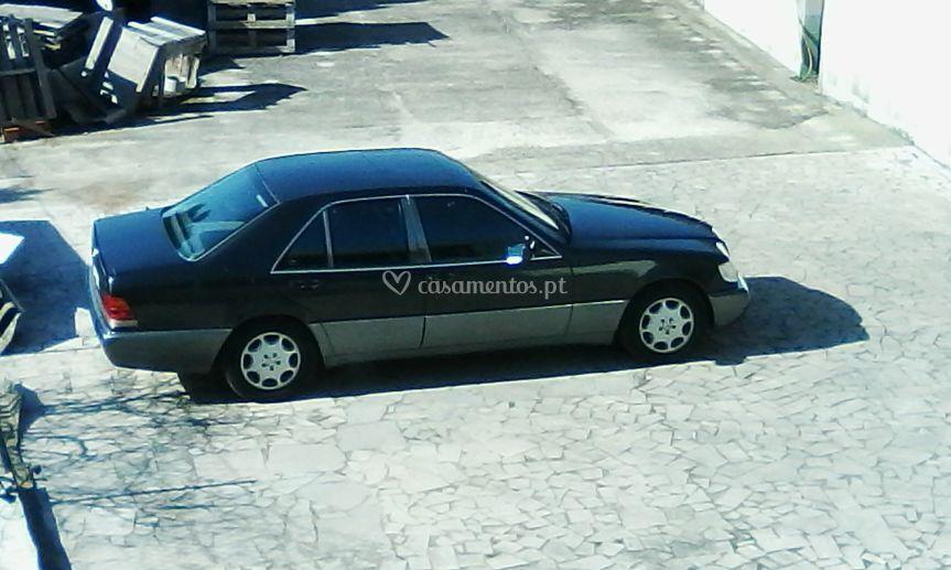 Mercedes classe S de 1993