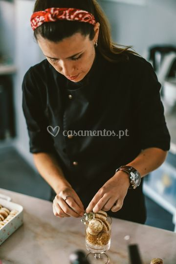 Chef de Pastelaria