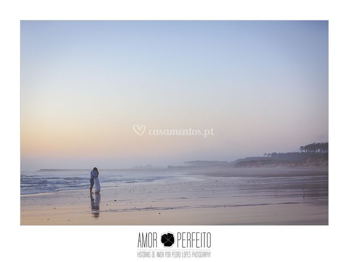 Amor Perfeito Fotografia