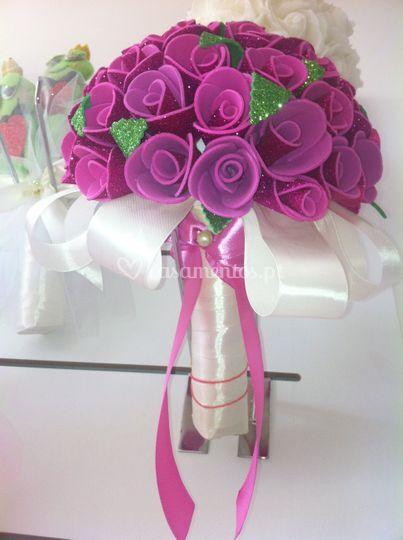 Bouquet de rosas eva