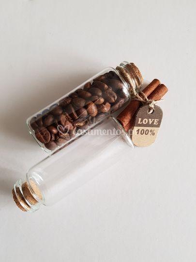 100% love grãos café