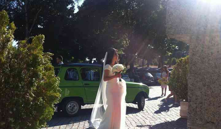 Noiva Debbie Pinto Morais