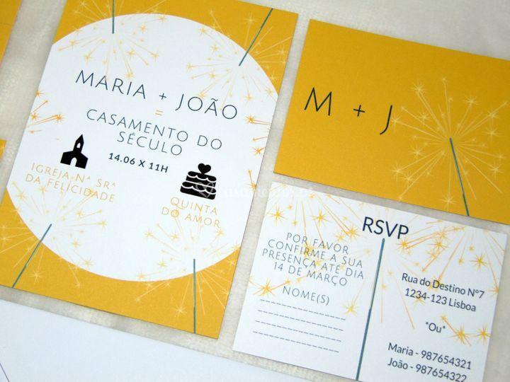 Convite e complementos