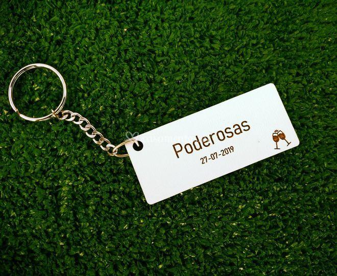 Porta-chaves mdf