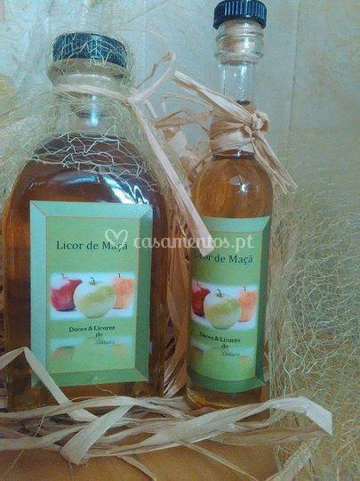 Licor de maçã