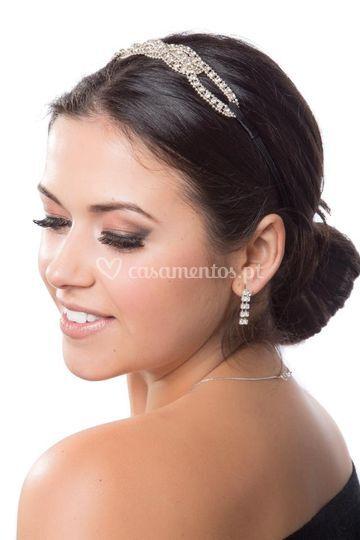 Maquilhagem de noivas