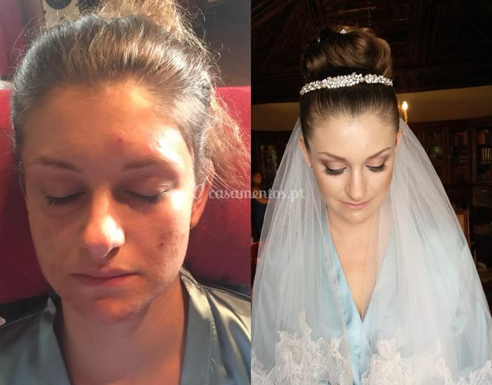 Before&After Hair and Make Up