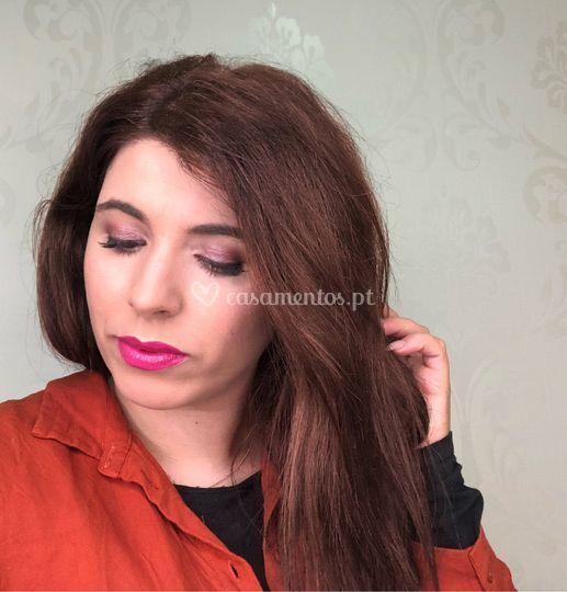 Diana Brandao make up